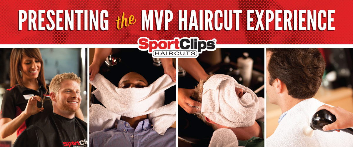 The Sport Clips Haircuts of Monaca  MVP Haircut Experience